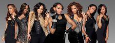 Love & Hip Hop Season 4 Group Shot Black Is Truly Beautiful Y'all Peep These Ladies DAM!!!!