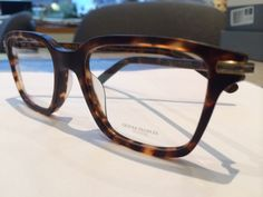 Undecided?  Can't go wrong with a tortoise frame from Oliver Peoples.  www.statestreeteye.com