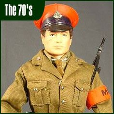 Action Man - Palitoy to Hasbro
