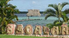 Dein Tag im Paradies – Laguna Bacalar Mexiko