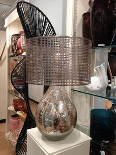 Whats Trending: Metal Lamp Shades   BlogHer