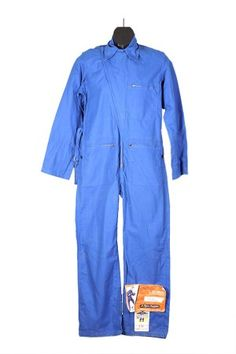 1950's french work coverall