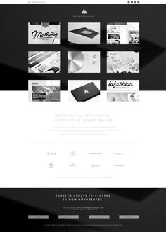 Minimal & Clean Web Design