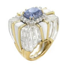 David Webb | Collections | twilight | The Marisa Berenson Ring