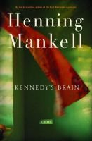 Kennedy's Brain by Henning Mankell  Adult Fiction