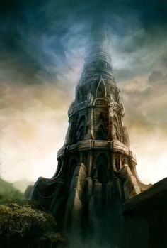 Zack Fowler, 'Tower of Babel'.