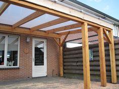 veranda met polycarbonaatplaat