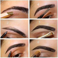 Aprenda a escolher o melhor produto para corrigir suas sobrancelhas - Maquiando