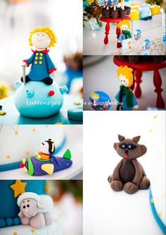 BlogLuMenezes.FotografiaEventos.AniversarioInfantil.PequenoPrincipe  Birthday theme: The Little Prince