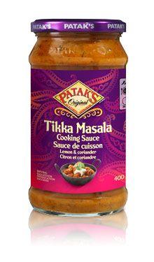 Tikka Masala Sauce #Recipe #India #IndianFood #FoodPorn #Pataks #PataksCanada #MixinaLittleIndia #Indian #TonightsDinner #Food #Curry