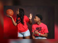 Pinterest: @pulggbratt Basketball Relationship Goals, Black Relationship Goals, Couple Relationship, Relationship Memes, Cute Relationships, Young Black Couples, Black Love Couples, Cute Couples Goals, Family Goals