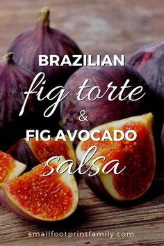 Figs are in season during mid to late summer. Here are two scrumptious fresh fig…
