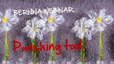 BERNINA Webinar: Punching tool - Udsmykning og redesign