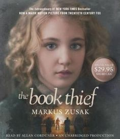 I think this will be my next read, before the movie is here... The Book Thief