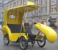 Yellow Taxi Bike