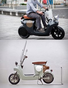 bee scooter large 650x834 Be.e Electric Scooter