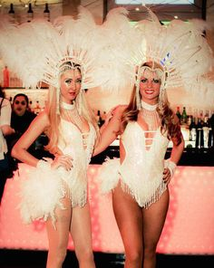 showgirl feather tail - Google Search