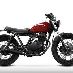 Visit just a few of my favourite builds - unique scrambler motorcycles like Suzuki Cafe Racer, Cg 125 Cafe Racer, Cafe Racer Bikes, Honda 125, Scrambler Motorcycle, Moto Bike, Bobber, Custom Motorcycles, Custom Bikes
