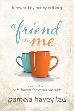 A Friend in Me {Litfuse Book Review}  Learn how to be a friend to women from all generations and a mentor to women younger.  Great read.  #litfusereads