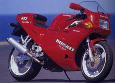 851 Strada, 1991
