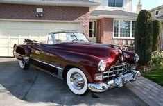 1949 Cadillac - I want one! #1949cadillacconvertibleclassiccars