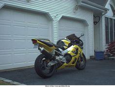 2001 Honda CBR 929 RR