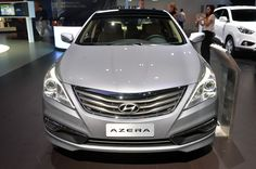 New Price Release 2015 Hyundai Azera Review Front View Model