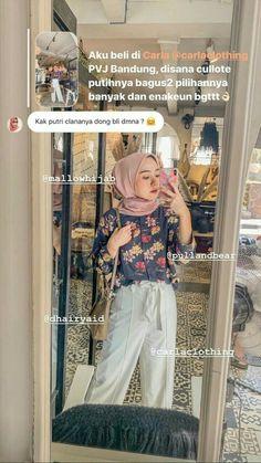 Modern Hijab Fashion, Street Hijab Fashion, Hijab Fashion Inspiration, Workwear Fashion, Muslim Fashion, Minimal Fashion, Fashion Outfits, Casual Hijab Outfit, Casual Outfits