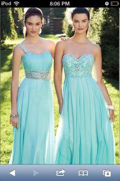 Beautiful prom/homecoming dresses . (: