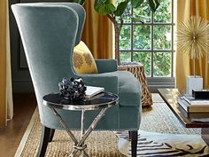 Liven Up Space with Accent Table