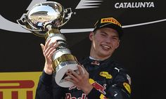 Verstappen wins Spanish GP after crash between Hamilton and Rosberg