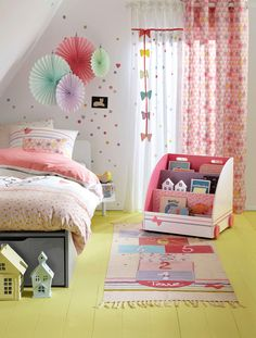 Chambre enfant - Vert Baudet
