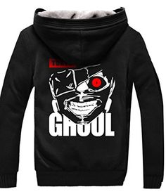 Meilaier Men's Japanese Anime Tokyo Ghoul Hoodie Zip Up Coats Winter Jackets Thicken (M) Meilaier http://www.amazon.com/dp/B00P29G832/ref=cm_sw_r_pi_dp_Nb3Iub12PY84Y