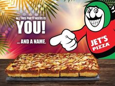 #NameYourHoliday and you could win a $50 Jet's gift card at Jet's Pizza! #KentsDeals