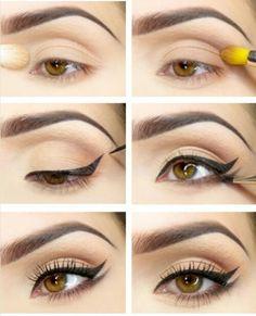 Make up eye-liner