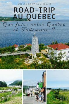 Road Trip in Quebec – Was tun zwischen Quebec und Tadoussac? Quebec, Voyage Montreal, Canadian Travel, Road Trip Destinations, Travel Photos, Travel Ideas, Places To See, Adventure, Vacation