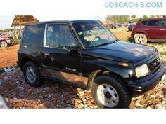 La web de anuncios clasificados gratis en Bolivia  www.loscachis.com Suzuki Escudo Santa Cruz VENDO HERMOSO SUZUKI ESCUDO AÑO 96 , CAJA MECANICA , PAPELES AL DIA , MOTOR 1600cc EN PERFECTO ESTADO