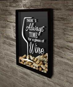 Bar Pics, Wine Cork Holder, Diy Shadow Box, Cork Art, Wine Cork Crafts, Cafe Interior Design, Wine Decor, Wine Design, Wine Storage
