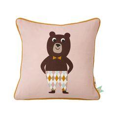 Bear Kids Cushion