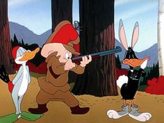 The Essential Bugs Bunny 60s Cartoons, Old School Cartoons, Classic Cartoons, Cool Cartoons, Looney Tunes Wallpaper, Character Design Disney, Tex Avery, Nostalgic Pictures, Elmer Fudd