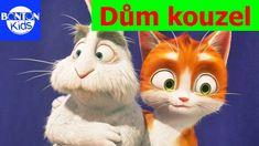 Dům kouzel (celý film) Disney Characters, Fictional Characters, The Creator, Youtube, Google, Kids, Cat Illustrations, Poems, Audio