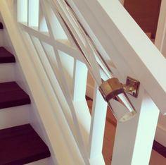 Stair Railing Detail // Kelie Gross // Pebble Beach, CA