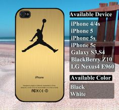 Jordan air case  iPhone 4/4s iPhone5 iPhone5s by vallenshop, $13.50