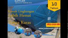 Supplier Biofilter IPAL | BIOTECH SEPTIC TANK TERMURAH | 0853-5252-0801