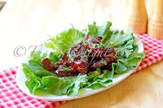 Sweet & Sticky Boneless BBQ Ribs in your Rice Cooker