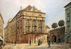 Mardi 7 mai 2013 - 7 mai 1824 : première représentation de le 9e symphonie de Beethoven au Kärtnertortheater.