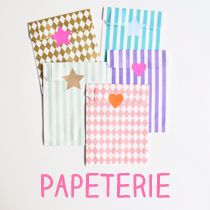 colourfull paper bags