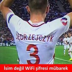 İsim değil WiFi şifresi mübarek. :)  #mizah #matrak #komik #espri #şaka #gırgır…