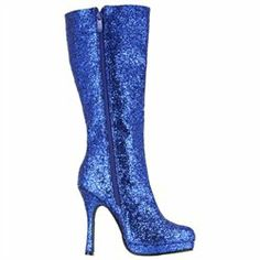#Ellie Shoes              #ApparelFootwear          #Sexy #Disco #Glam #Knee #High #Heel #Blue #Glitter #Boots                    Sexy Disco Glam Knee High 4 Heel Blue Glitter Boots                           http://www.snaproduct.com/product.aspx?PID=7724992