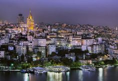 Galata by Timucin Toprak on 500px